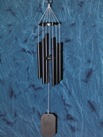 3LGN-B :: Little Grace Note Himalayan Echo Black Wind Chimes