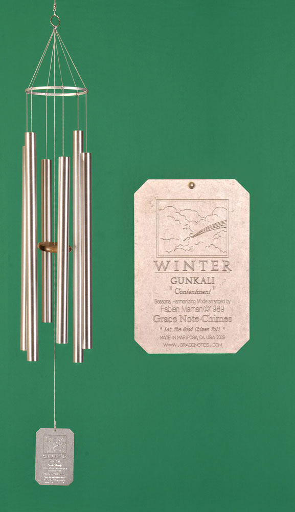 MWINT :: Medium Winter Seasonal Wind Chime